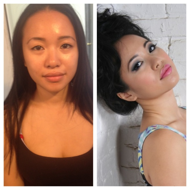 Thuy Ho Before and After